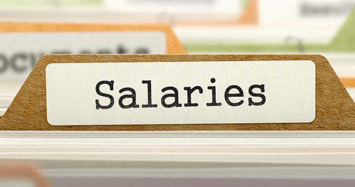 Salaries Label